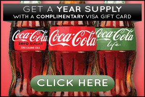 Get a Year Supply of Coke